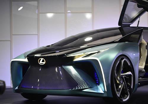 Lexus LF-30 innovaciones