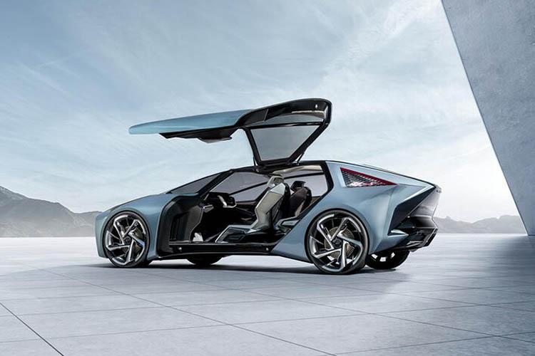 Lexus LF-30 tecnologia 2030 puertas innovaciones tecnologia