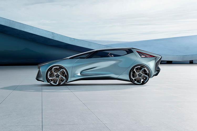 Lexus LF-30 tecnologia 2030 realidad aumentada nuevas tecnologias