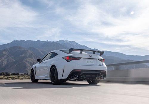 Lexus RC F Fuji Speedway edition tecnología