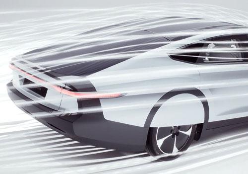 Lightyear One vehiculo aerodinámico