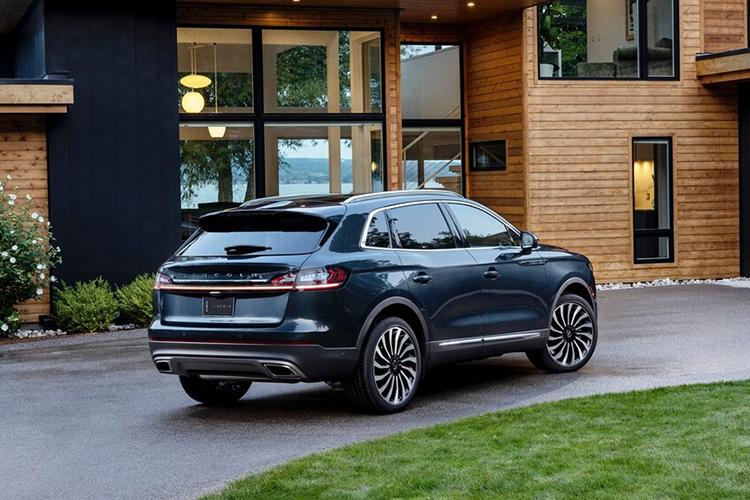 Lincoln Nautilus 2021 llega a México diseño equipamiento