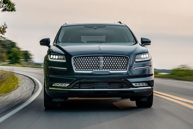 Lincoln Nautilus 2021 llega a México motor variantes