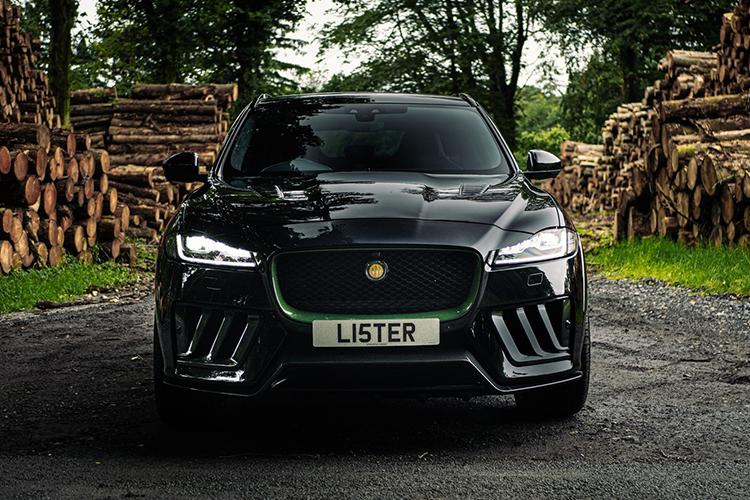 Lister Stealth diseño y tecnología