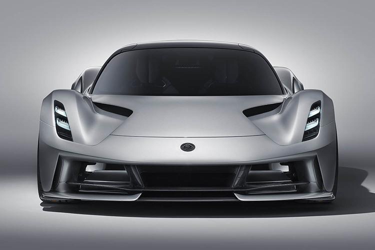 Lotus Evija 130 unidades