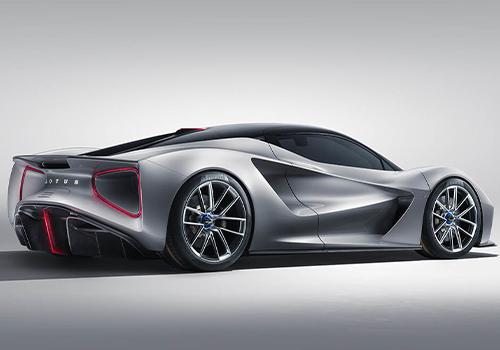 Lotus Evija nuevo electrico tecnologia e innovacion