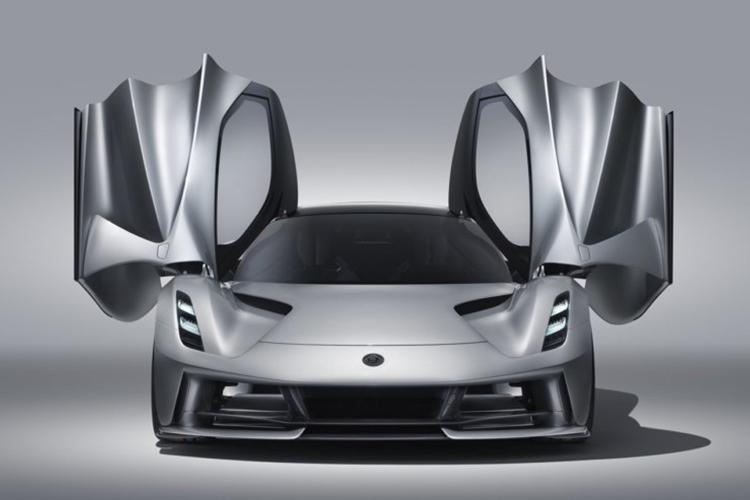 Lotus Evija nuevo hypercar electrico