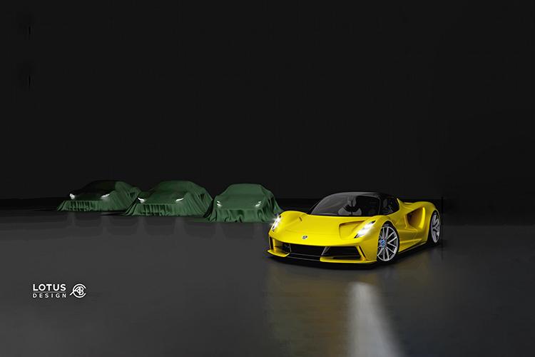 Lotus se despide del Evora, Elise y Exige, traerá nuevos modelos carrocería diseño tecnología