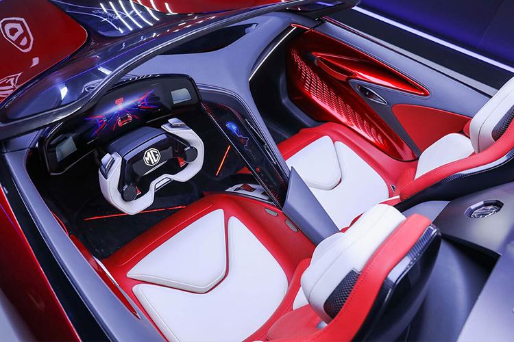 MG Cyberster roadster nuevos modelos biplaza