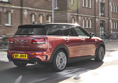 MINI Clubman 2020 3 versiones disponibles