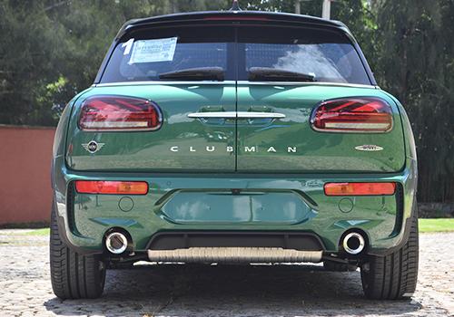 MINI Clubman 2020 estilo