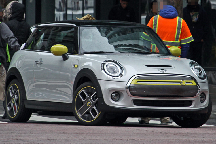 MINI Cooper SE electrico 2019