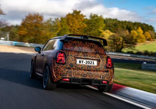 ya está en fase de pruebas modelo diseño equipamiento carrocería tecnología autos desempeño