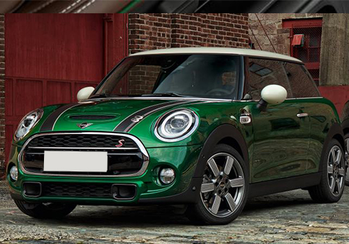 MINI edicion aniverario con motor twin power turbo 2 L
