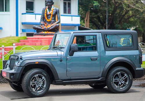 Mahindra Thar 2021 pickup configuración