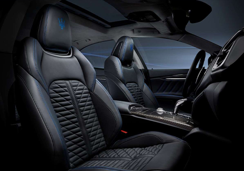 Maserati Ghibli Hybrid 2021 asientos