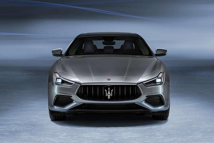 Maserati Ghibli Hybrid 2021 hibrido