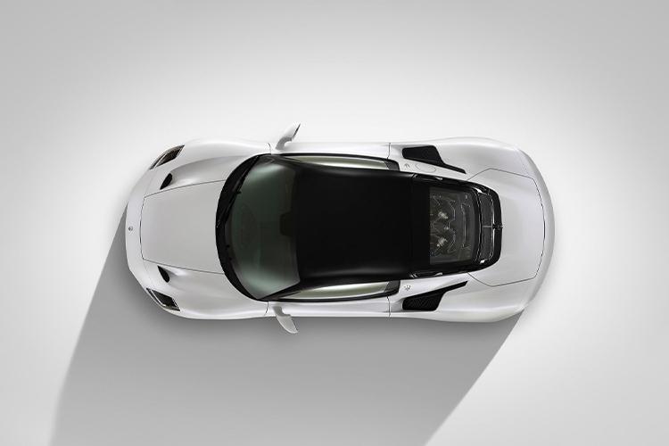 Maserati MC20 hypercar rendimiento
