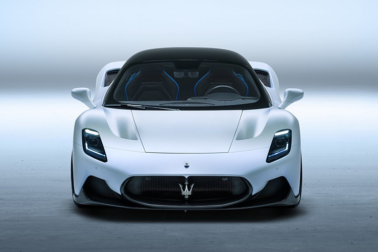 Maserati MC20 nuevo hypercar nuevos modelos