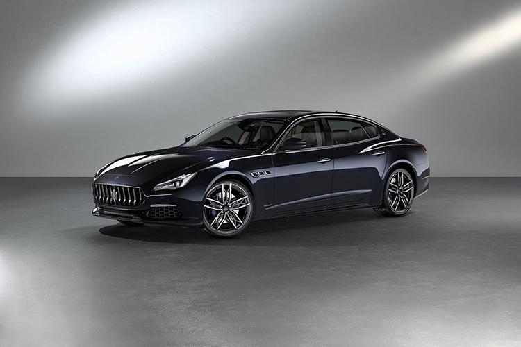 Maserati Zega Pelletessuta 100 unidades