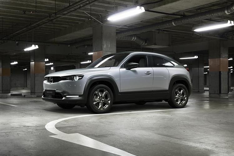 Mazda MX-30 nuevo electrico