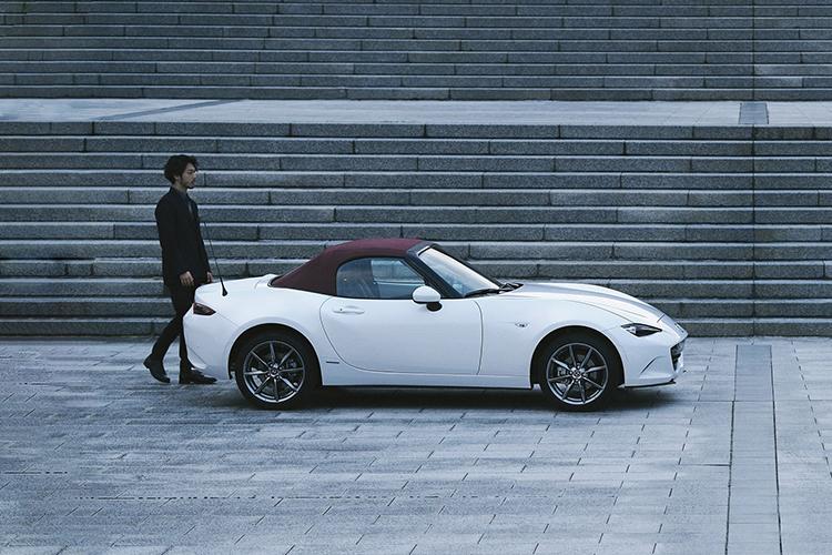 Mazda MX-5 edición diseño