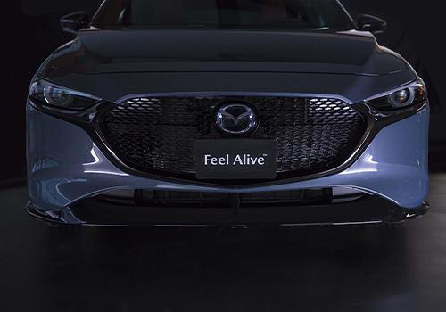 nuevo color exclusivo Mazda modelos características
