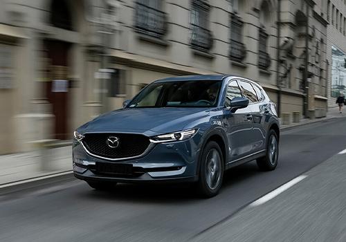 nuevo color exclusivo Mazda tecnología