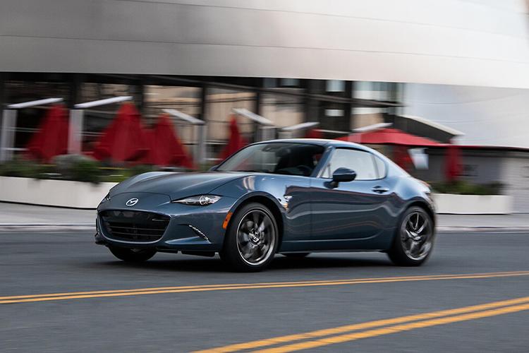 Mazda Polymetal Gray nuevo color exclusivo Mazda ya se puede apartar