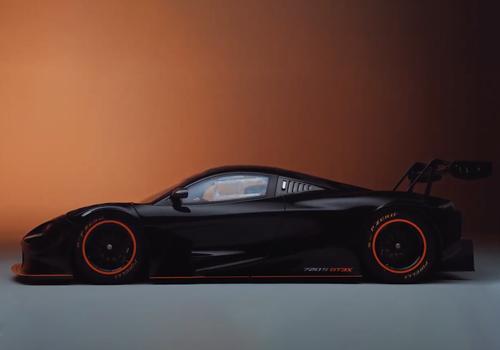más deportivo modelos potencia aerodinámico