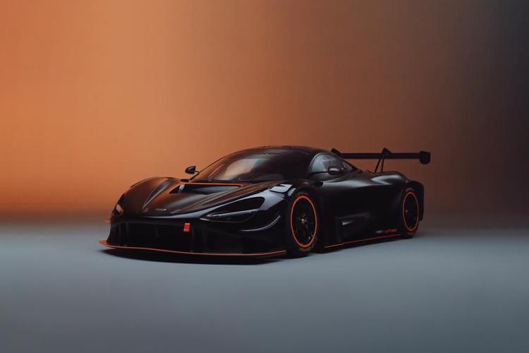 McLaren 720 S GT3X más deportivo nuevo paquete aerodinámico