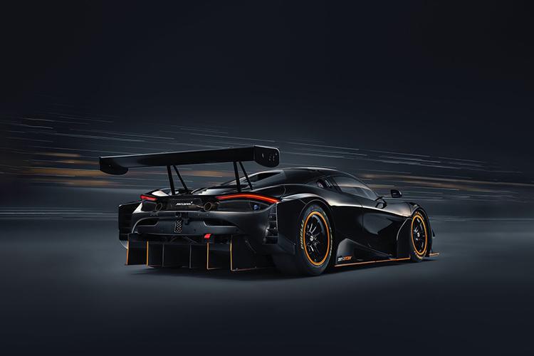 McLaren 720 S GT3X más deportivo potencia de 710 hp