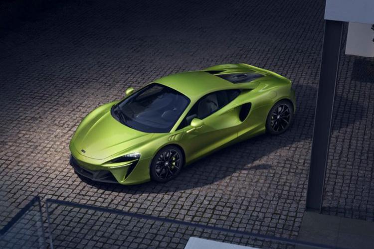 McLaren Artura nuevo hypercar híbrido innovaciones modelos