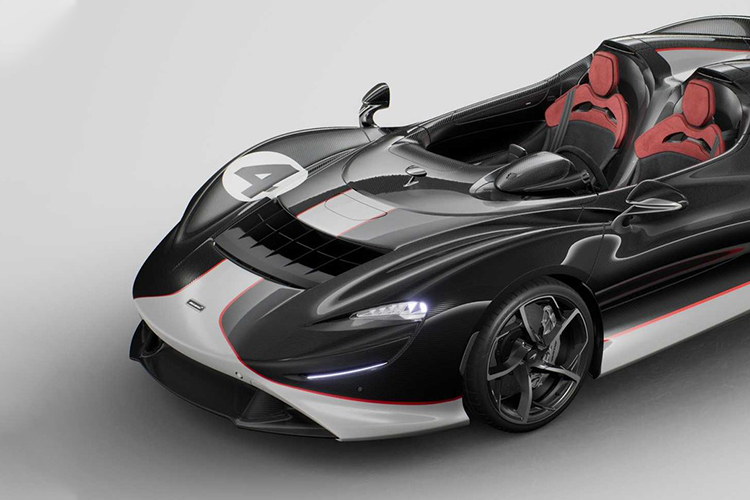McLaren Elva M1A edición especial tributo_modernizado numero 4