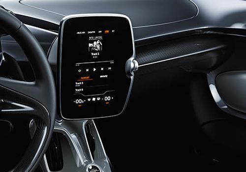 roadster biplaza pantalla táctil