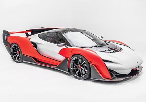 superdeportivo con unidades limitadas diseño innovaciones carrocería