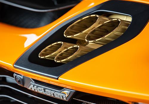 McLaren Senna LM edición especial biplaza