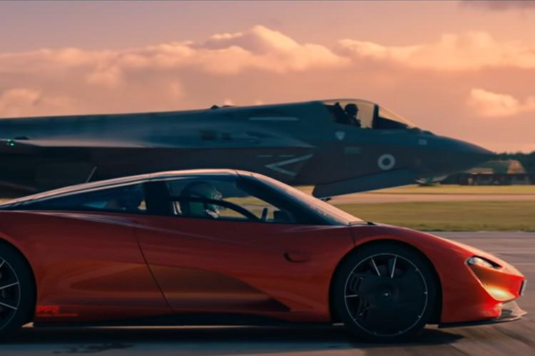 McLaren Speedtail carrocería