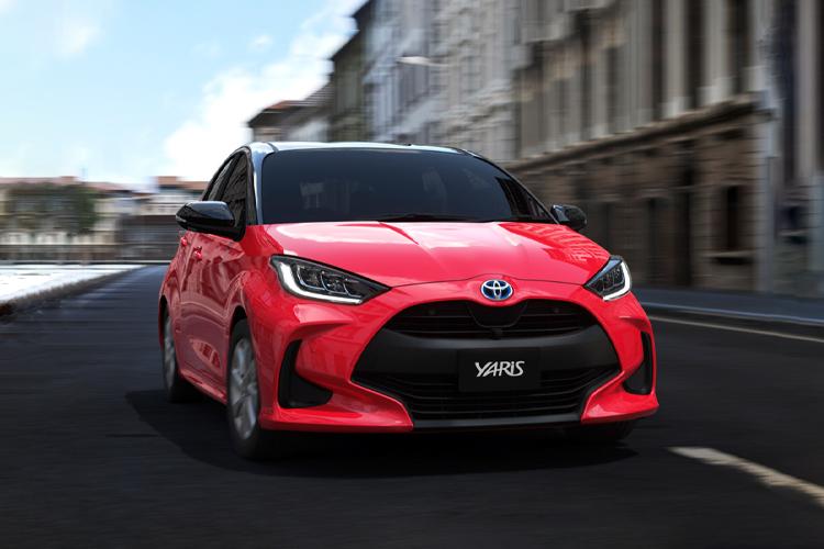 Mejor auto del año en el mundo 2021 3 candidatos finales toyota yaris