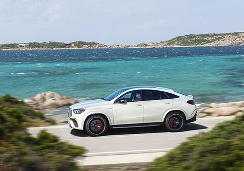 Mercedes-AMG 63 S 4MATIC+ Coupé diseño tecnología