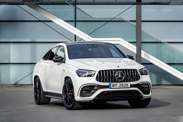 Mercedes-AMG 63 S 4MATIC+ Coupé motor v8 potencia