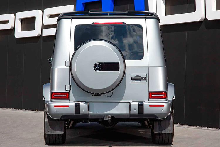 Mercedes-AMG G 63 desempeño