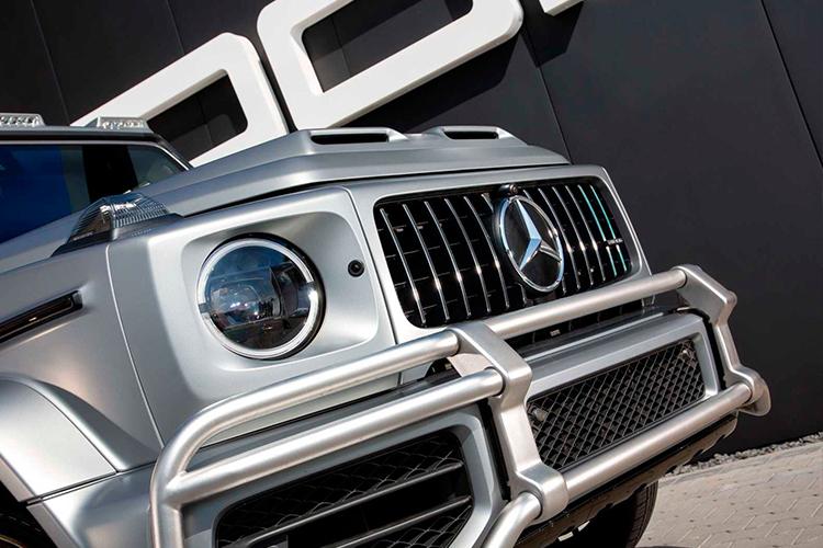 Mercedes-AMG G 63 mas deportivo