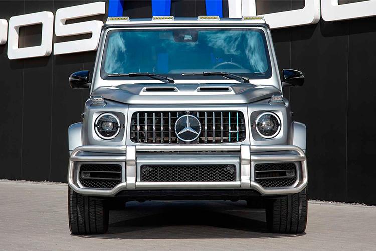 Mercedes-AMG G 63 mas potencia