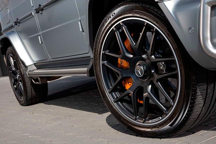 Mercedes-AMG G 63 mayor rendimiento
