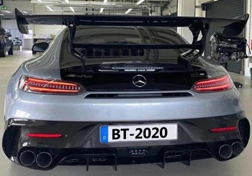 Mercedes-AMG GT Black Series 2021 motor V8