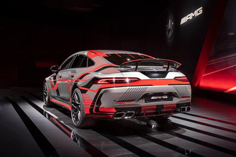Mercedes-AMG estrena dos modelos, incluyendo con motor V8 carrocería modelos hibridos