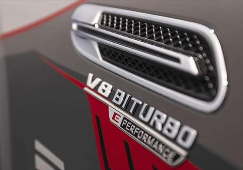 estrena dos modelos, incluyendo con motor V8 innovaciones tecnologia desempeño