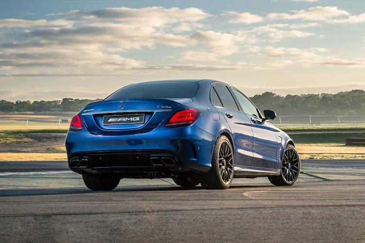 Mercedes AMG hibrido 2022