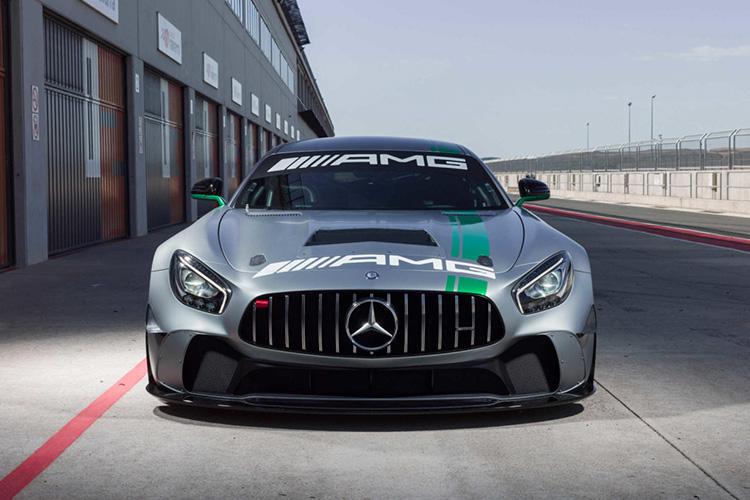 Mercedes AMG hibrido innovaciones